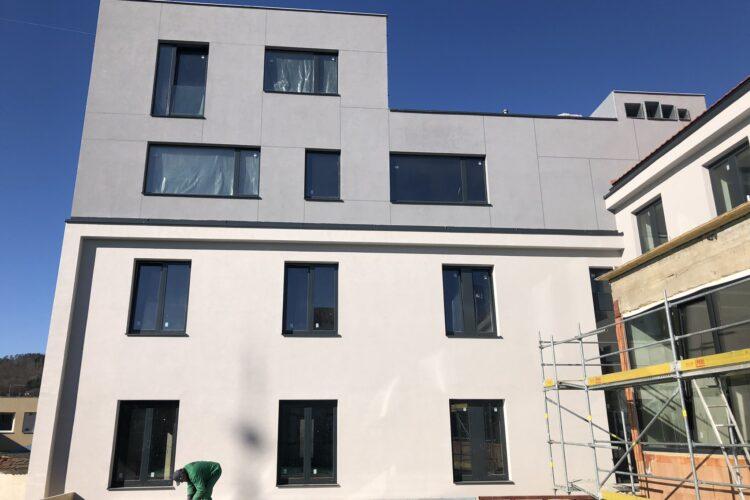 Rekonstrukce Vltavanu Sport stále běží