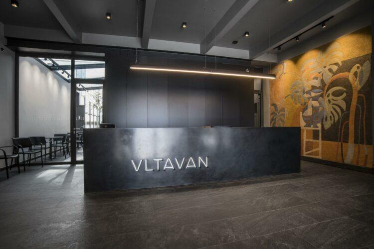 Průběh rekonstrukce nového Vltavan Sport